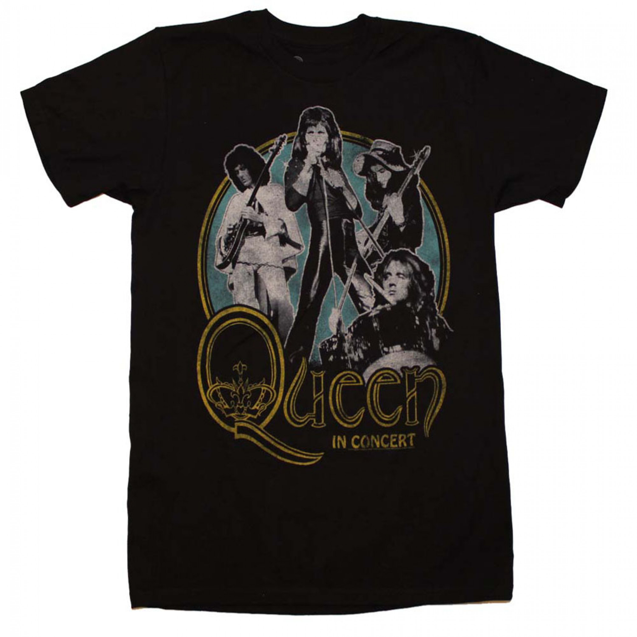Queen in Concert 30/1 T-Shirt